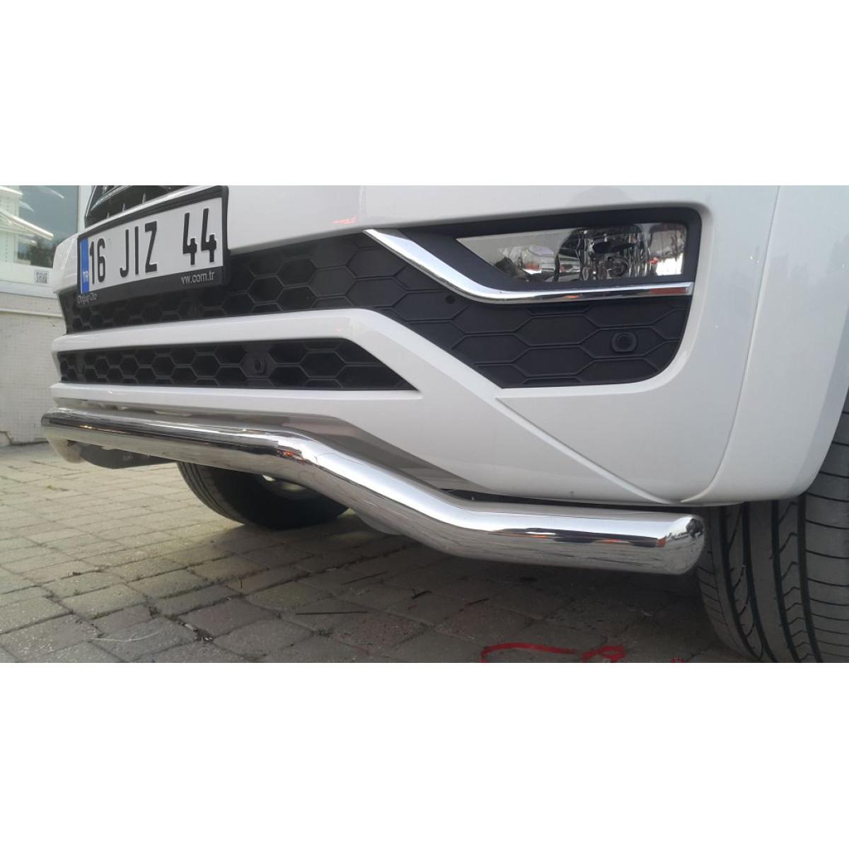 Защита бампера VW Amarok 2018