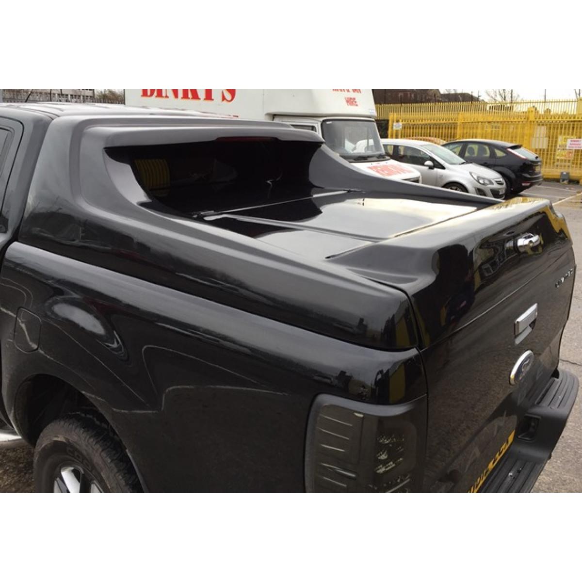 Крышка Fullbox ford ranger 2016+