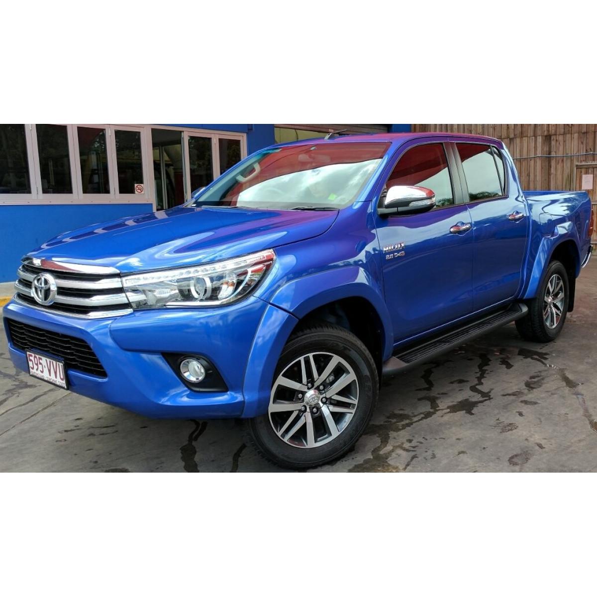 Расширители колесных арок Toyota Hilux 2018