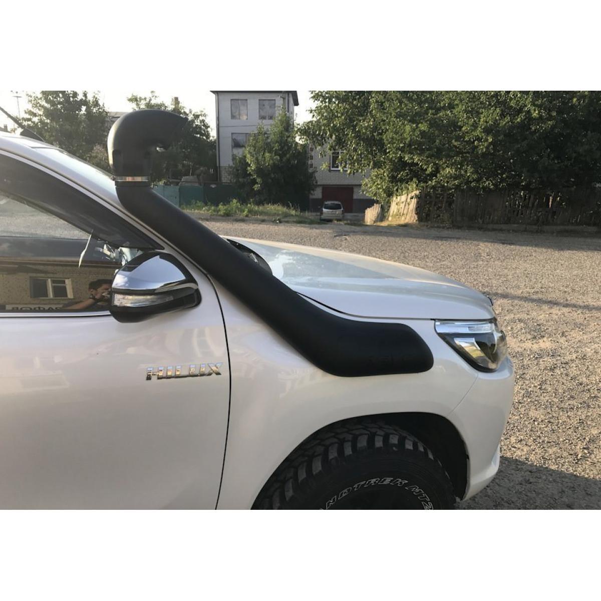 Шноркель Toyota hilux 2017