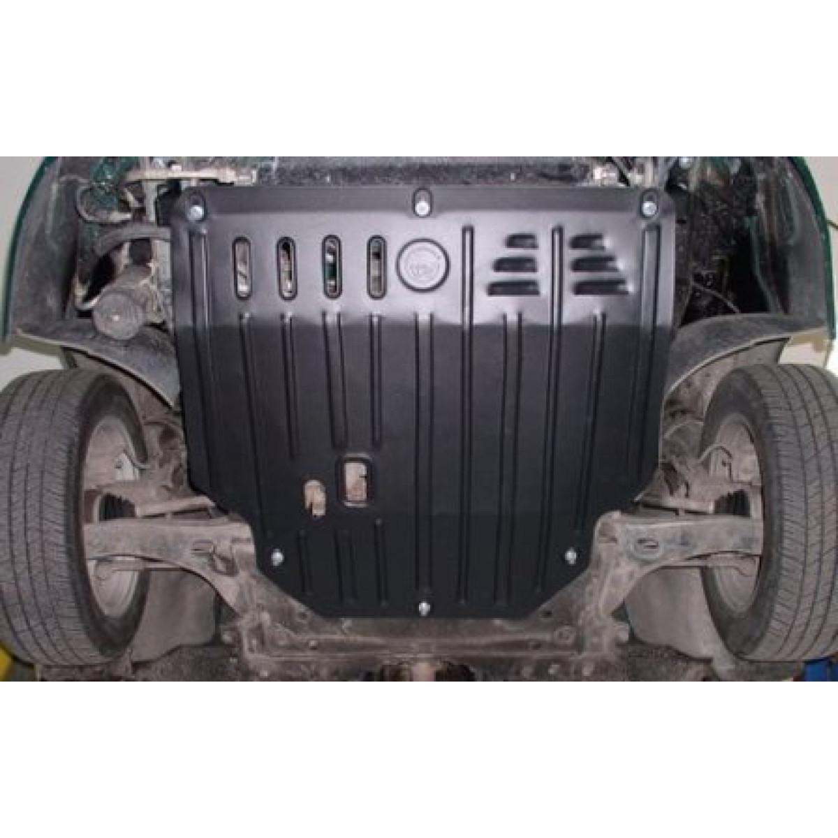 Защита двигателя Toyota Hilux 2016+
