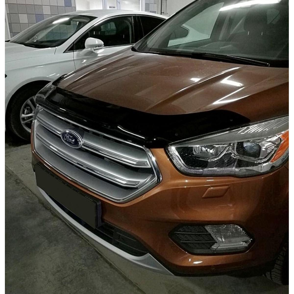 Дефлектор капота Ford Kuga 2017