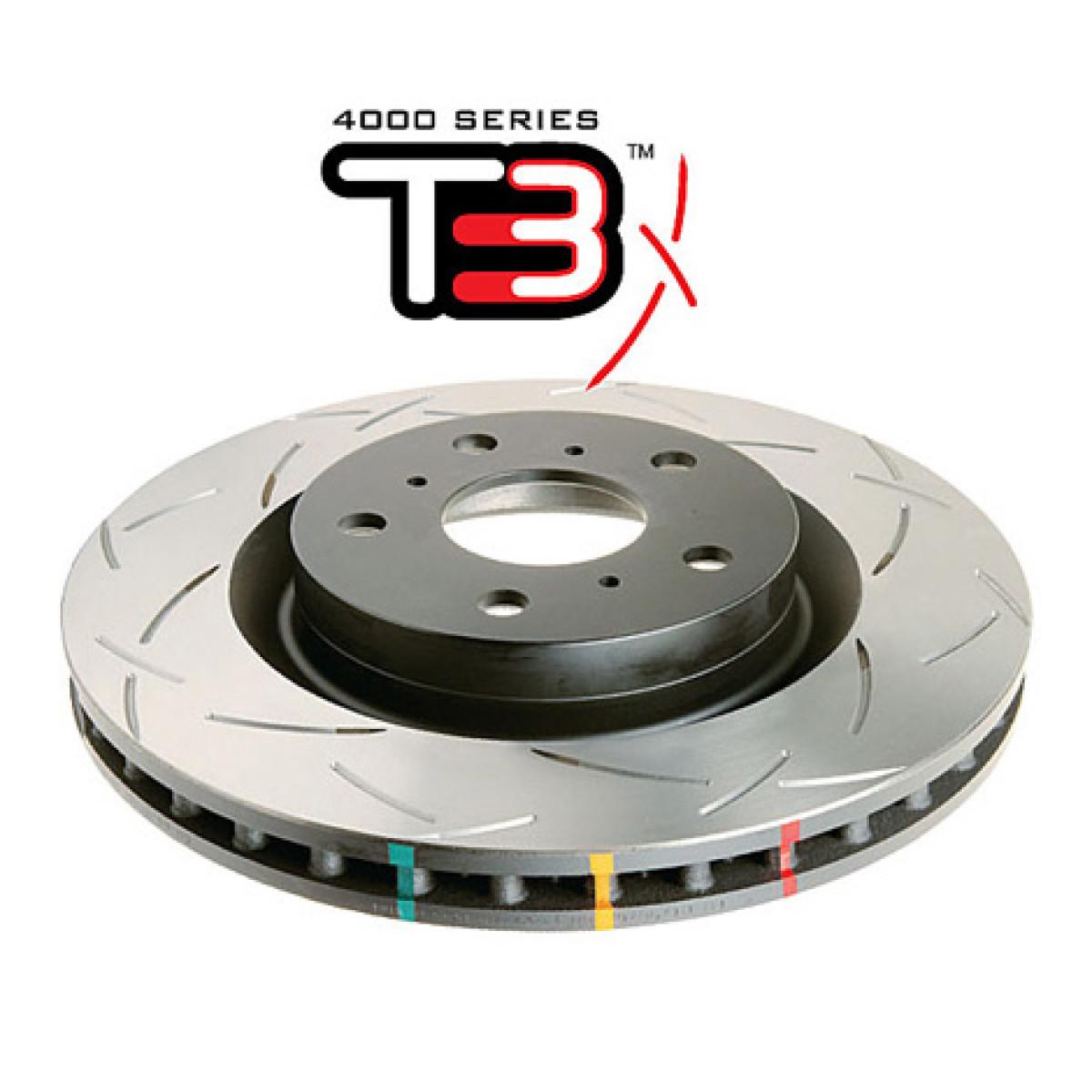 Тормозной диск DBA Toyota LC200 2016 4000 series