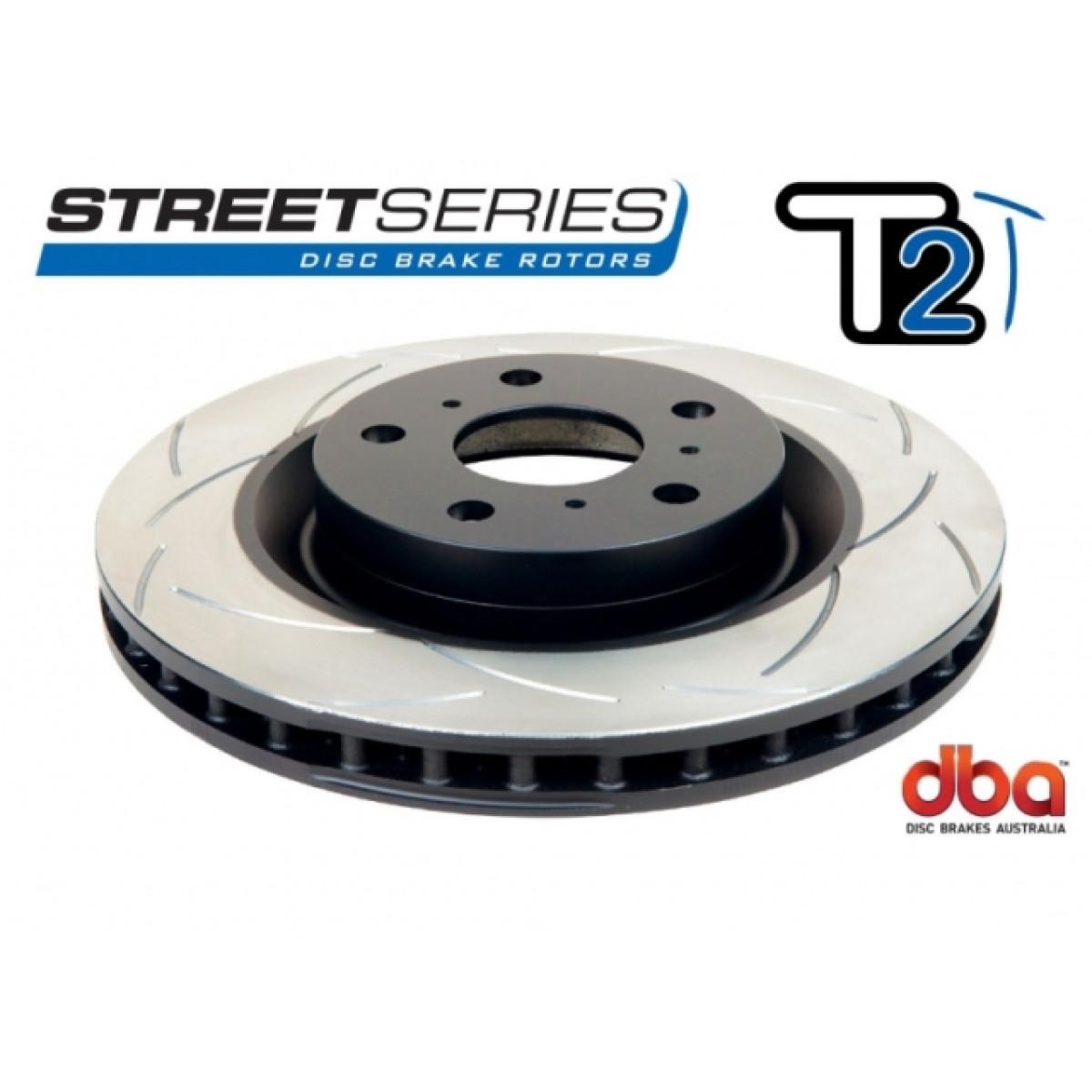 Тормозной диск DBA Toyota LC200 2017