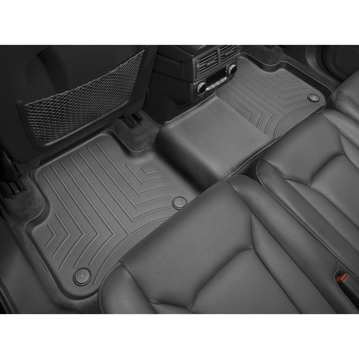 Коврики задние Audi Q7 2017 WeatherTech