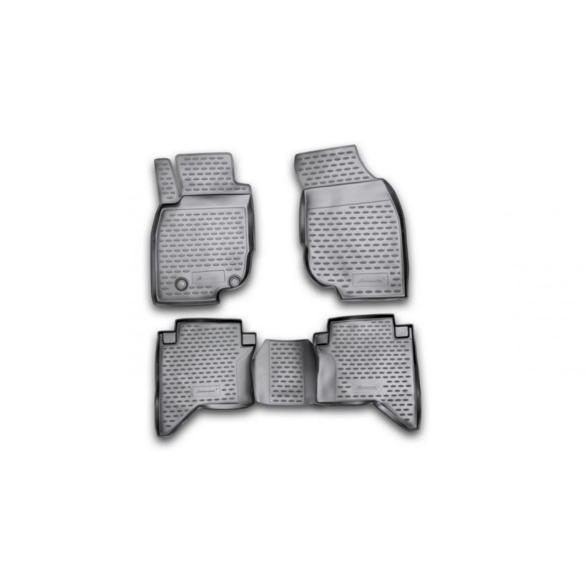 Коврики Toyota Hilux 2017