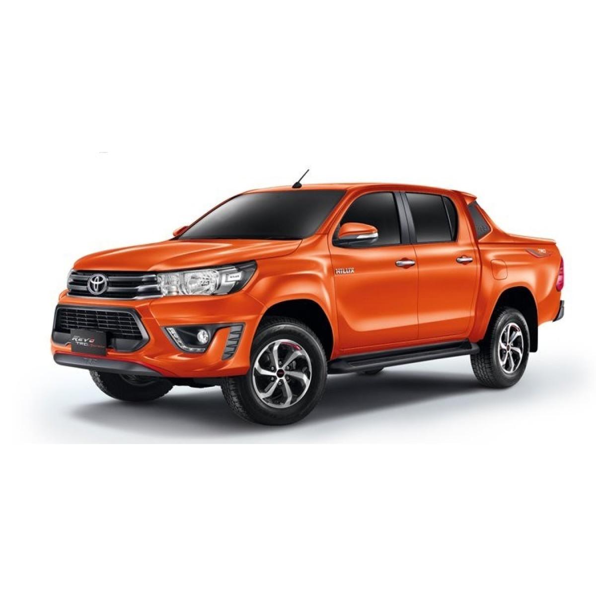 Обвес TRD Toyota Hilux 2017