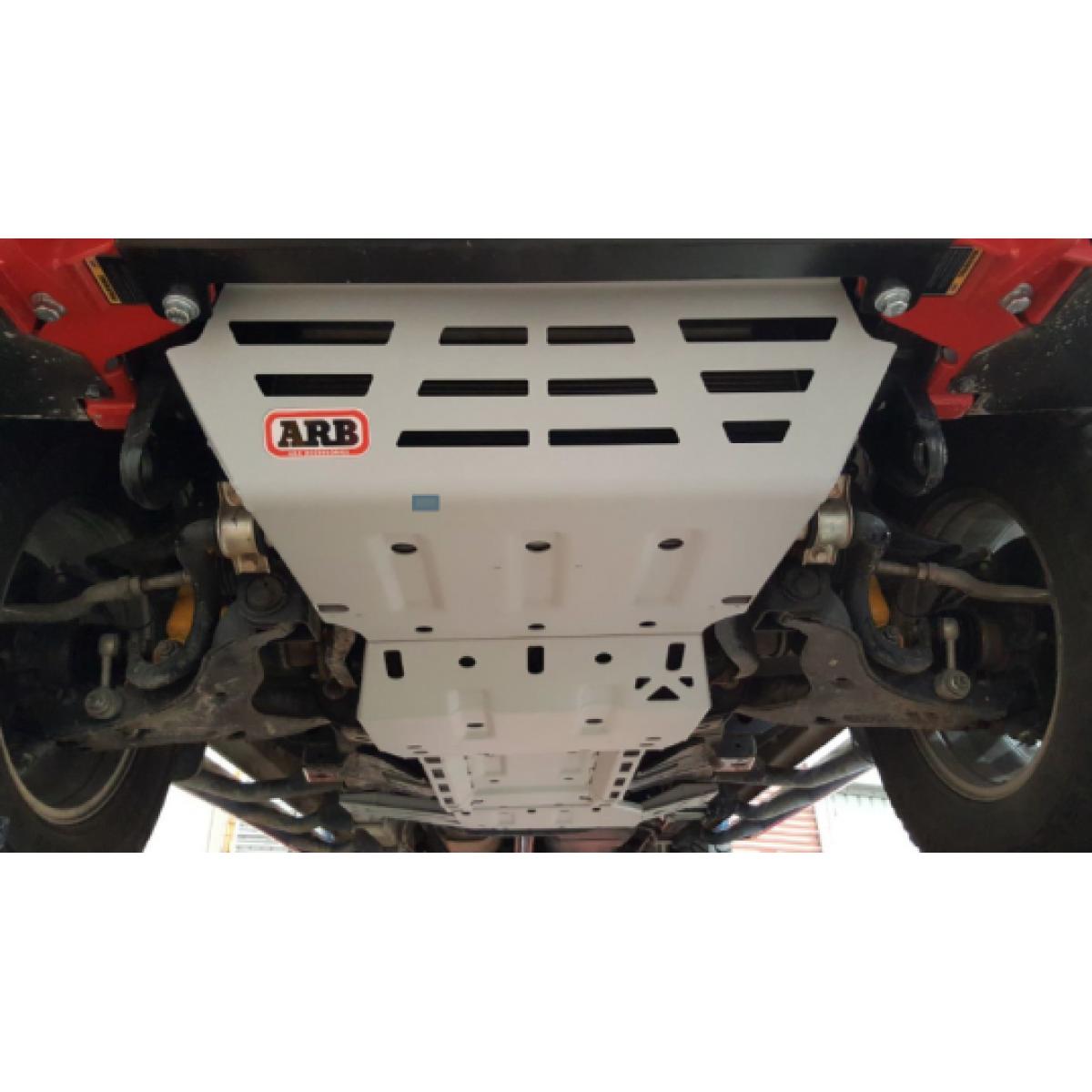 Защита двигателя и раздатки Toyota hilux 2016+ ARB