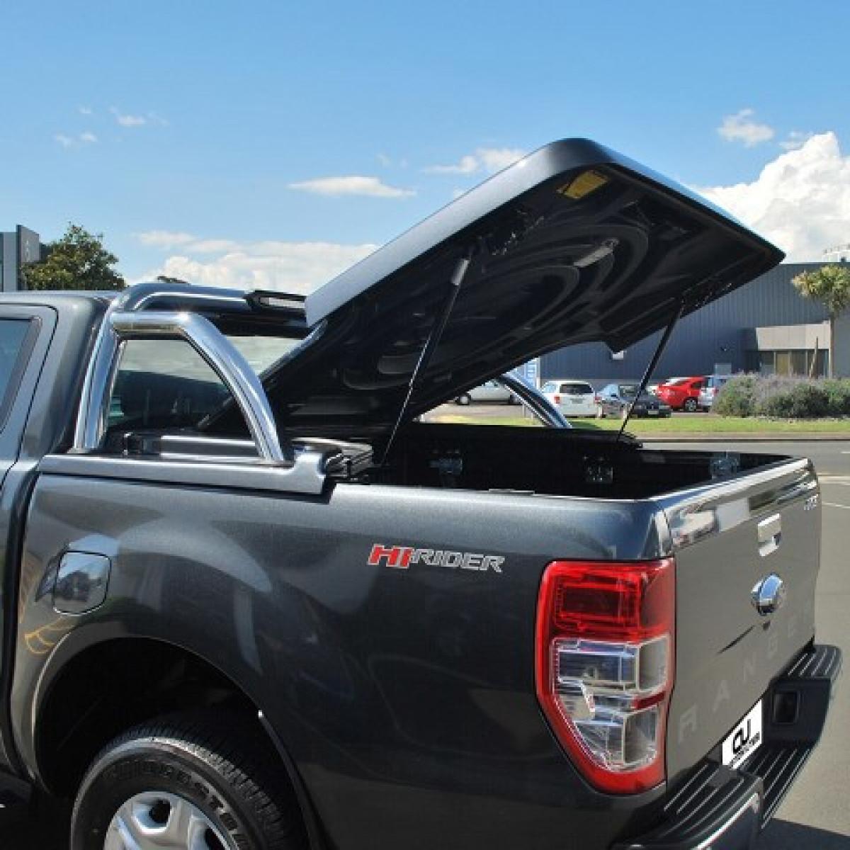 Крышка ford ranger 2016 под оригинальные дуги