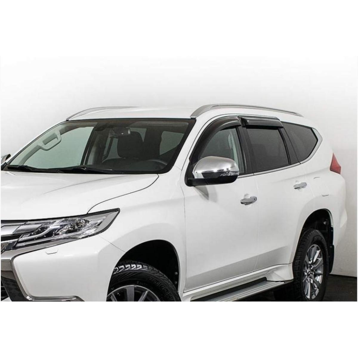Дефлекторы окон Mitsubishi Pajero Sport 2018