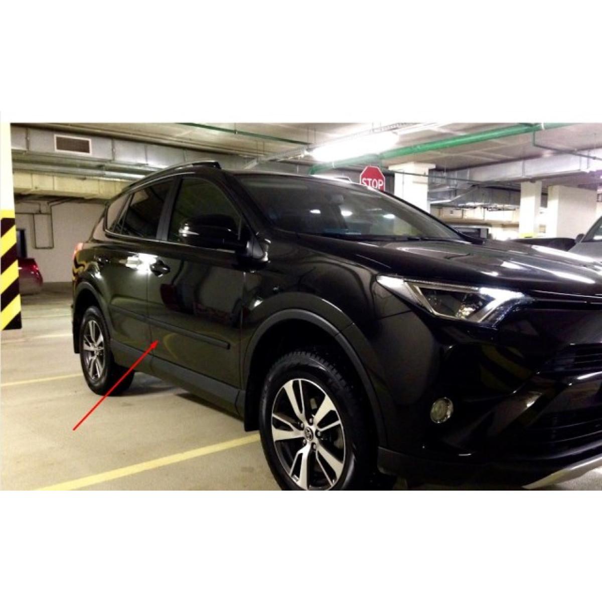 Молдинги Toyota Rav 4 2017